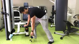 胸・背中トレーニング