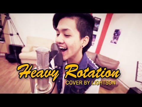 LIGHTSON - Heavy Rotation [Cover Version]