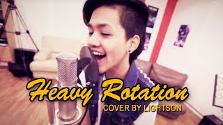 LIGHTSON - Heavy Rotation [Cover Version]