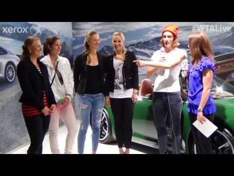 WTA Live All Access Hour presented by Xerox | 2013 Porsche Tennis Grand Prix
