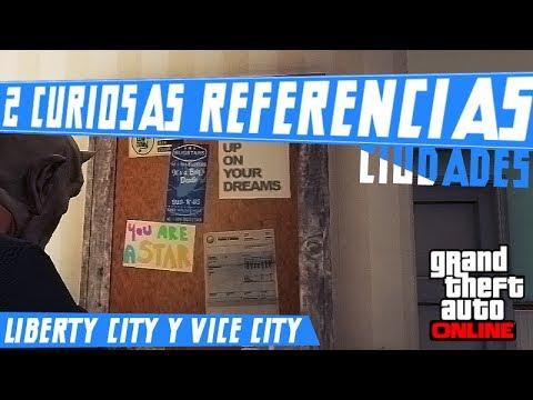 GTA V: 2 Referencias a Vice City y Liberty City - Curiosidades
