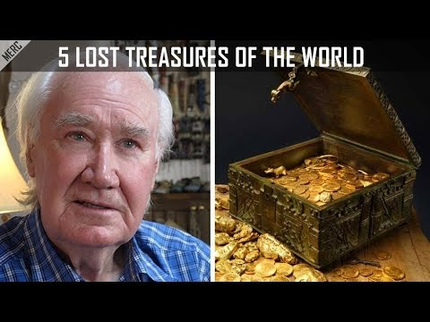 5 Lost Treasures Of The World