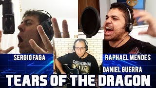 Tears of The Dragon Brazilian Bruce Dickinsons
