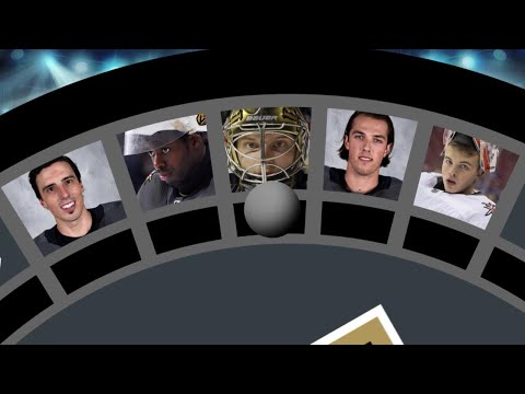 Vegas goalies keep coming up snake eyes