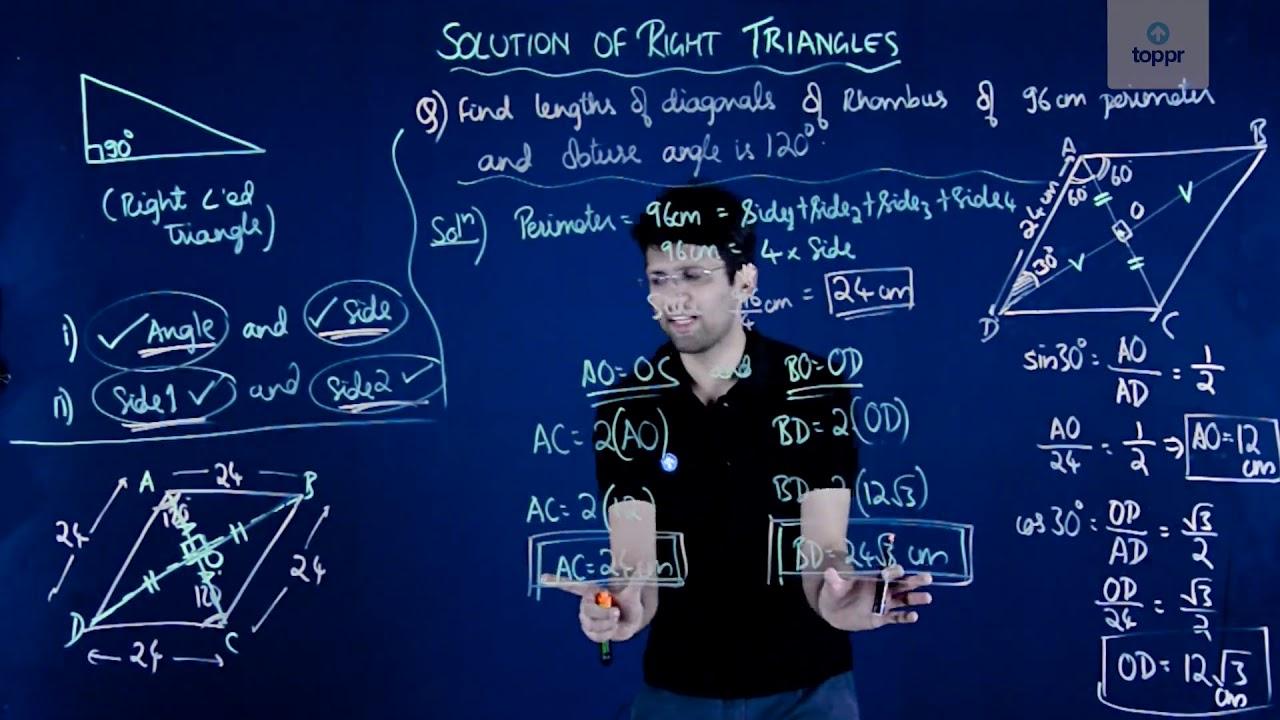 Trigonometric Ratios - Formulas, Table, Definition, Videos