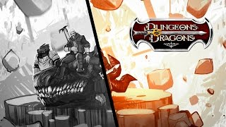 Создание афиши для стрима Dungeons and Dragons. Cессия 15