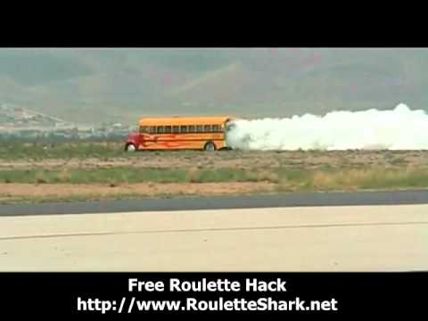 Fastest School Bus in The World - Jet School Bus