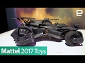 Mattel Toys 2017: First Look