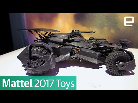 Mattel Toys 2017 | First Look