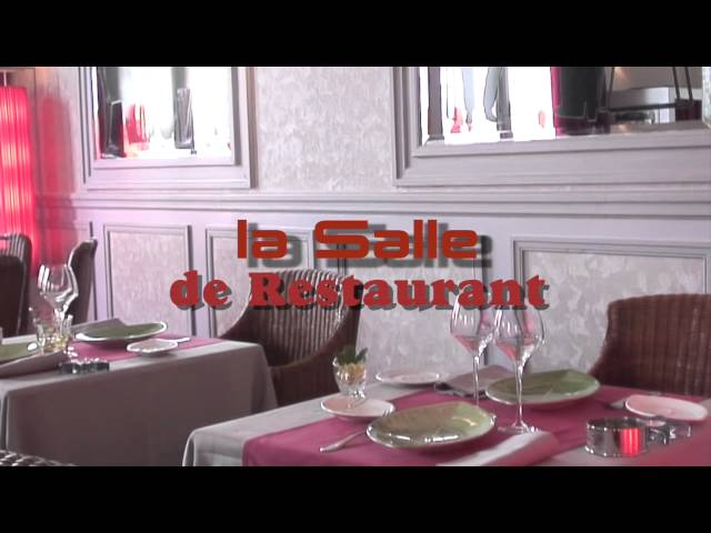 RESTAURANT LE THEATRE EPERNAY