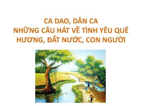 NHỮNG VĂN BẢN THƠ TRONG NGỮ VĂN 7, TẬP 1