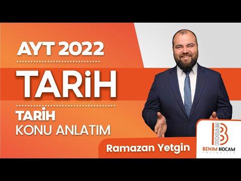 66)Ramazan YETGİN - 20.yy.'da Osmanlı Devleti / I. Dünya Savaşı (AYT-Tarih)2021