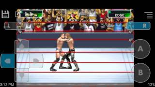 John Gba: Wwe survivor series