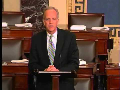 U.S. Senator Jerry Moran speaks out against Cuban imprisonment of American Alan Gross