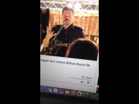 Blake VIP lounge Wilkes barre