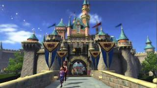 Kinect Disneyland Adventures gameplay trailer for Xbox 360