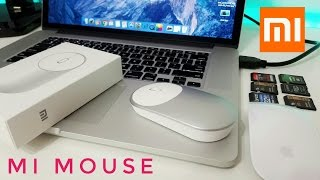 xiaomi Mi Wireless Mouse REVIEW - Bluetooth & 2.4Ghz - Under 17