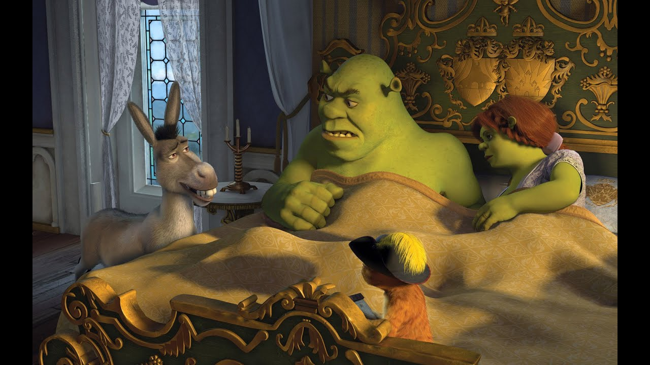 Image result for shrek the third
