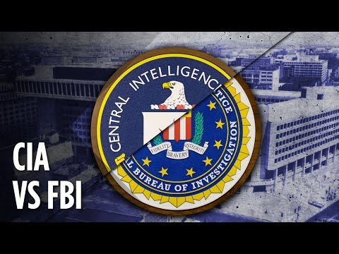 CIA vs FBI: What's The Difference?