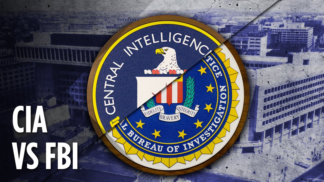 CIA vs FBI: What's The Differe...