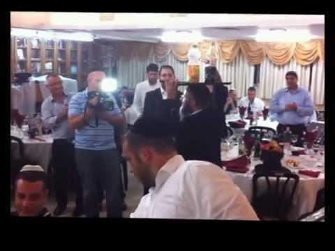 הילולת אור החיים בחיפה עם הרב פרי שליט''א
