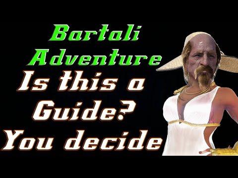 Black Desert Online: Bartali Adventure Log 1-8