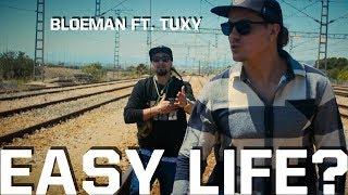 EASY LIFE - BLOEMAN Ft. TUXY - Prod. BEATSRIDDIMS (VIDEOCLIP OFICIAL)