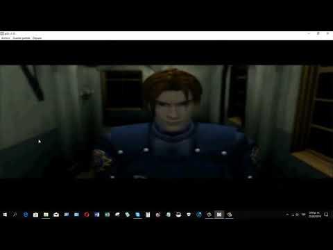 Resident Evil 2_PS1_ LEON