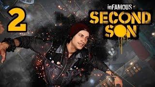 Прохождение Infamous: Second Son (Второй сын) — Часть 2: Ретрансляторы
