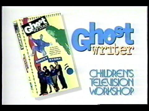 Ghostwriter 1992 Promo Vhs Capture