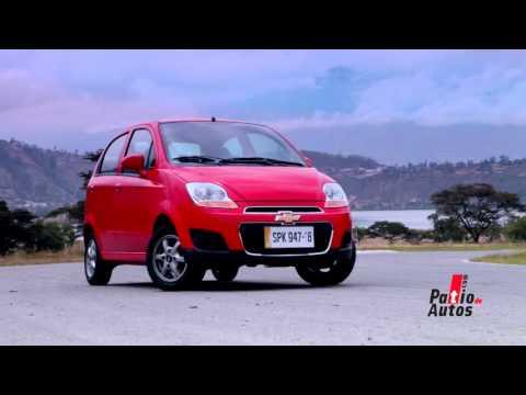 Test Drive Chevrolet Spark Life 2016 Patiodeautos