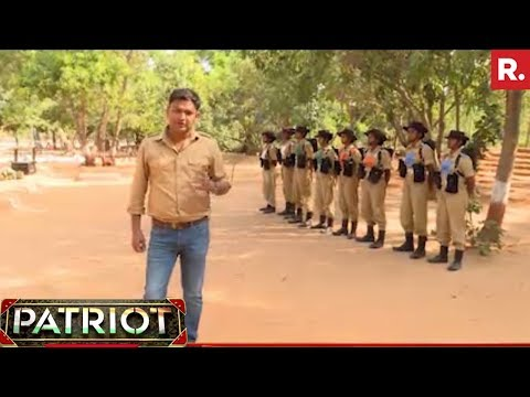 Major Gaurav Arya With Mahila Battalion | Part 1 | Patriot