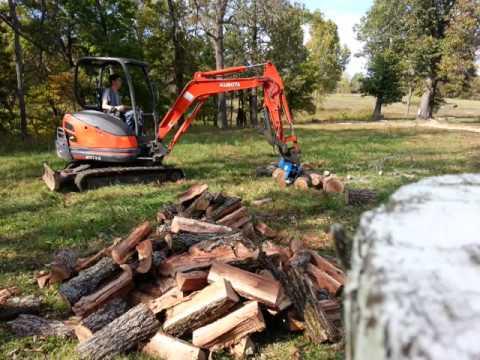 The Stickler Screw Type Log Splitter Mill Saw Blade Min