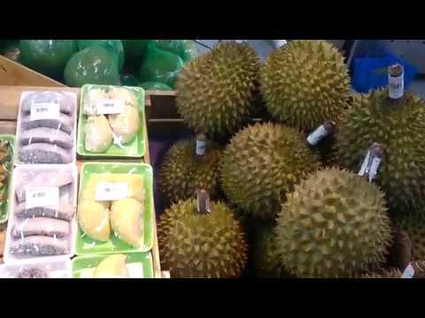 Durian-Hanoi, Vietnam-두리안/榴蓮/ドリアン