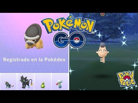 NUEVO REGISTRO, CONSIGO A SPOINK SHINY Y MUCHO MÁS! [Pokémon GO-davidpetit] thumbnail