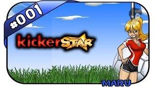 Kickerstars #001 - Ein Fußball Browser-RPG - Let's Play Kickerstars - German Deutsch