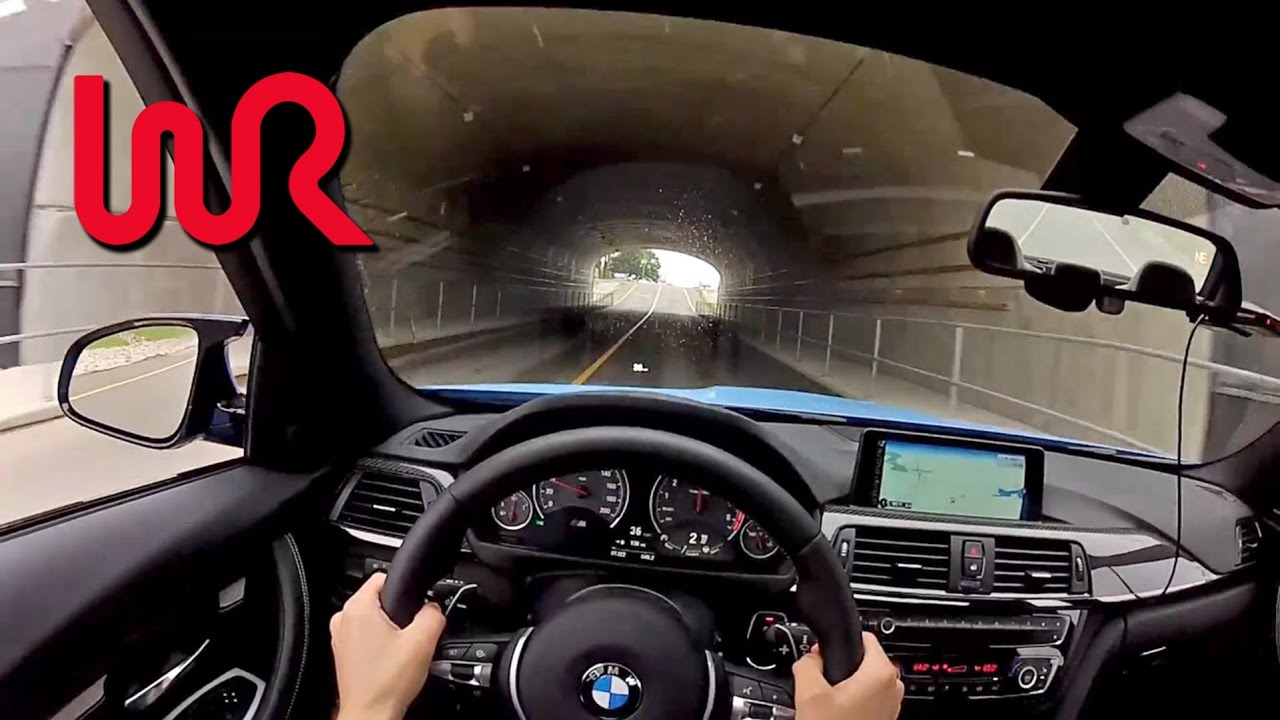 2015 Bmw M3 Sedan Dct Wr Tv Pov Test Drive