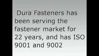 ISO9002 for the Stainless Steel Fasteners Buyer