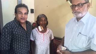 GCWT: FINANCIAL HELP GIVEN TO LYDIA FOR DIALYSIS AND MEDICAION