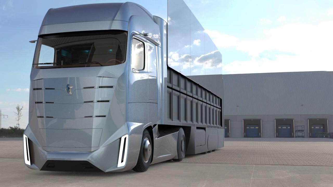 Kamaz E Truck