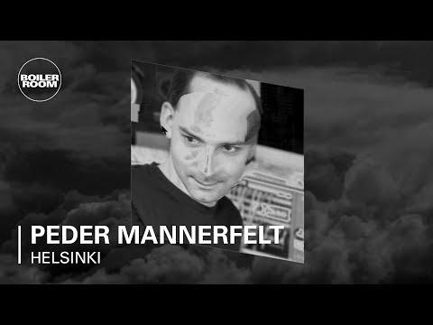 Peder Mannerfelt | Boiler Room x Genelec Helsinki