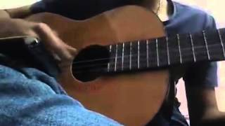Khi người mình yêu khóc- Phan Mạnh Quỳnh guitar cover mimo