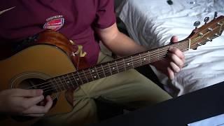 Skinny Love // Bon Iver // Easy Guitar Lesson