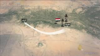 قوات مكافحة الإرهاب تصل مشارف الفلوجة