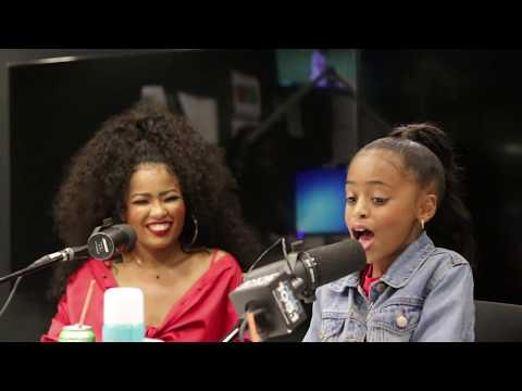 Tianne And Heaven King Talks Dancing With Beyonce & Ellen, W| EmEz!