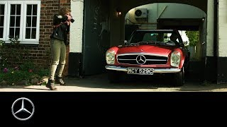She's Mercedes: Automotive-Fotografie mit Amy Shore.