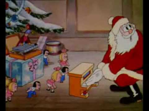 Silly Symphony - The Night Before Christmas (December 9, 1933 ...