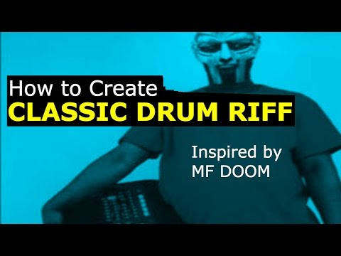 MF DOOM/Madlib Inspired 5