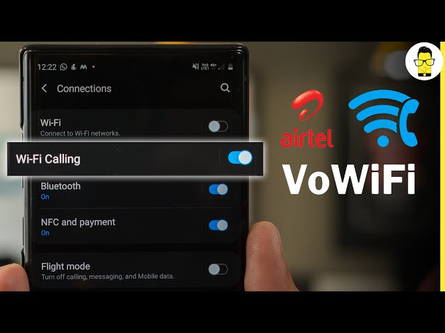 WiFi Calling explained ft Airtel | how to setup VoWiFi on Poco X2, Realme X2 Pro, OnePlus 7T & more?