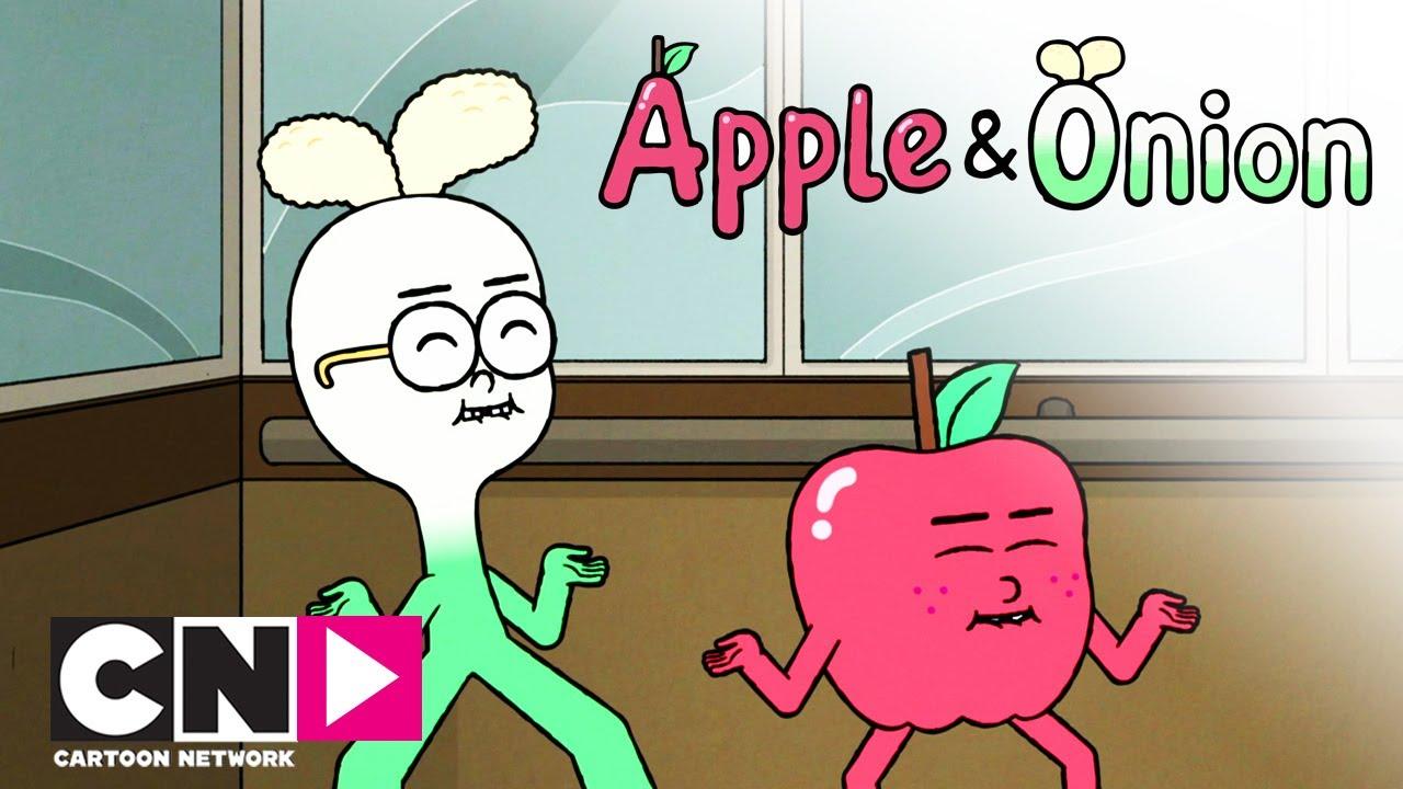 Яблоко & Лук | Лифт | Cartoon Network